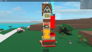 Roblox - Lumber Tycoon 2 - Cleaning up the mess
