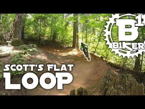 Scott's Flat Loop - Hoot & Scott's Flat - Nevada City, Ca - Mountain Biking