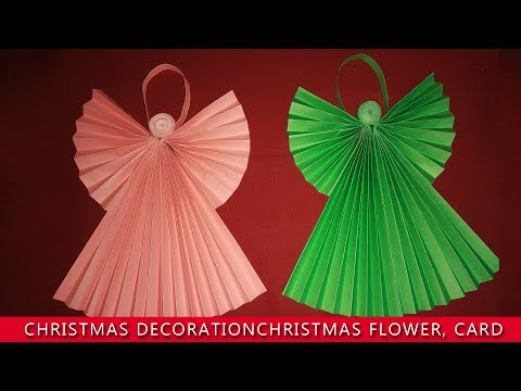 Hanging Paper Decoration for Diwali | Christmas | Eid festivals and parties | lina's craft club
