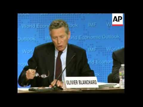 UNIFEED WORLD ECONOMIC OUTLOOK PRESSER