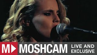 Anna Calvi - Rider To The Sea/No More Words (Live in New York) | Moshcam