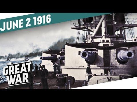 The Battle of Jutland - Royal Navy vs. German Imperial Navy I THE GREAT WAR Week 97
