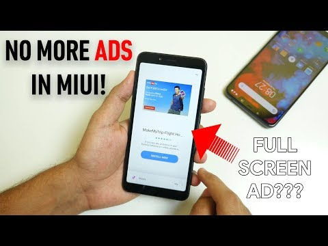 Guide to Disable ads on Xiaomi devices. NO ROOT needed.