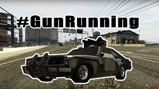 My gun running entry
