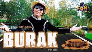 BURAK ( The Potholes )Konkani Comedy Song 2019 Com. Socorro Ft. Regan Cruz