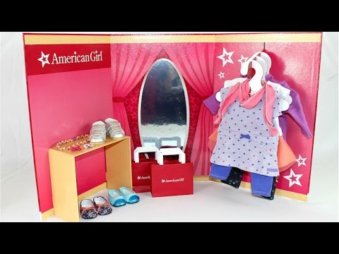 American Girl Doll AG Store Playset Review