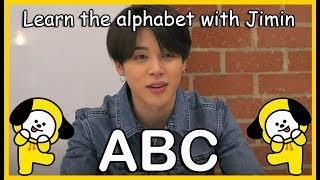 Download LEARN THE ALPHABET WITH BTS' JIMIN Video