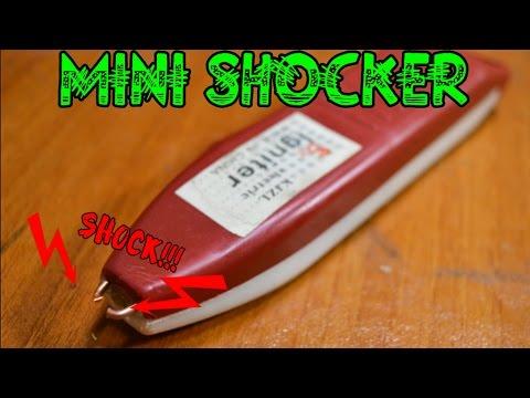 Make a Mini Shocker From a Gas Igniter