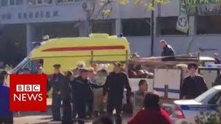 Kerch blast: Crimea college