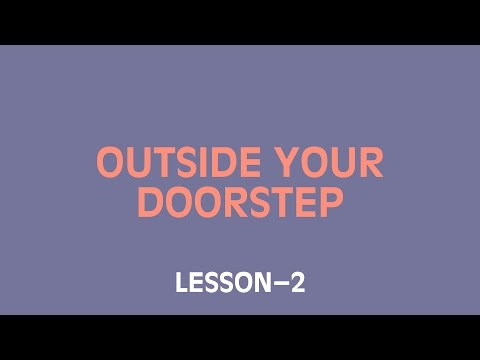 VSCO Academy – Outside Your Doorstep (Lesson 2)