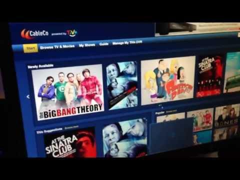 TiVo TV Everywhere Video Portal