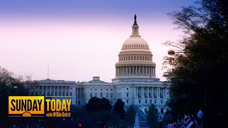 Congress Under Pressure To Reach A Deal As Shutdown Deadline Looms | Sunday TODAY