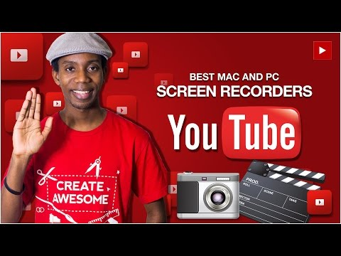 Best Video Screen Recorders For YouTube [Mac & PC]