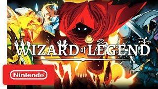 Wizard of Legend Co-op Spell Slinging Trailer - Nintendo Switch™
