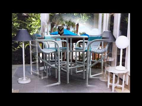 Pvc patio furniture design