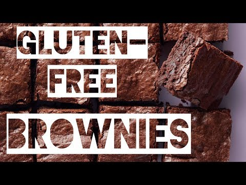 Gluten-Free Fudge Brownies + GIVEAWAY | Baking with Ally