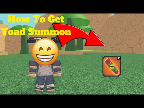 NRPG: BEYOND HOW TO GET TOAD SUMMONING SCROLL!! Roblox