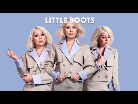 Little Boots - Help Too (Audio) I Dim Mak Records