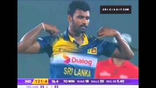 Highlights | SL v IND | Asia Cup T20 | 2nd Innings
