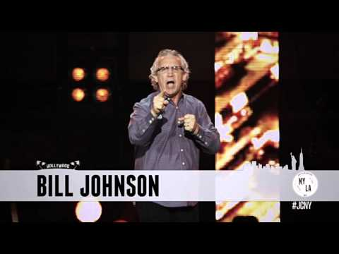 'The Holy Spirit Is In You'  Bill Johnson