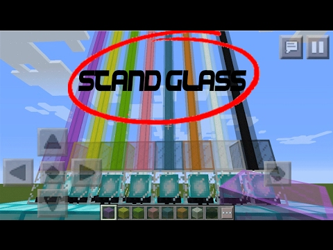 MCPE 1.1/0.18.0 Stained Glass Gameplay Concept + APK DOWNLOAD!