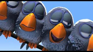 [HD] Pixar - For The Birds | Original Movie from Pixar