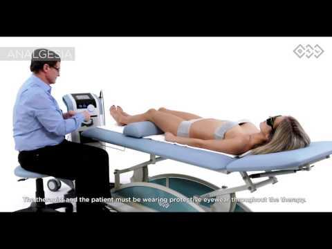 Knee Arthritis treatment using BTL High Intensity Laser