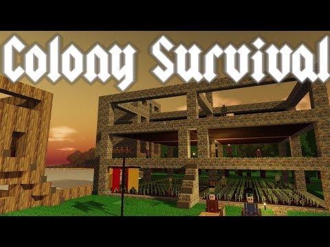 Colony Survival - Massive Farm Expansion! - Episode 9
