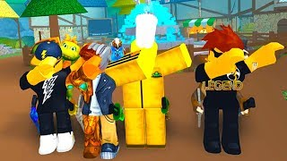 YOUTUBERS ONLY EDITION!  ROBLOX MURDER MYSTERY!
