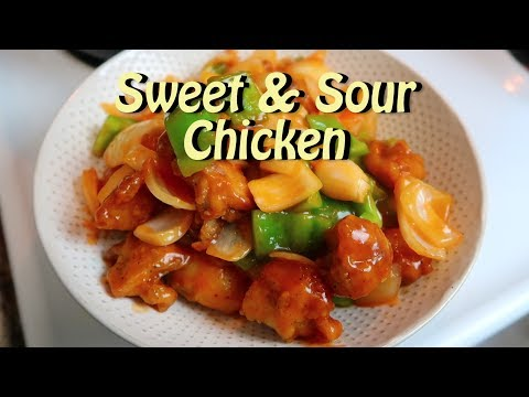Sweet and Sour Chicken Easy Recipe Eps 83