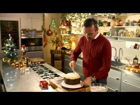 How to ice your Christmas Cake