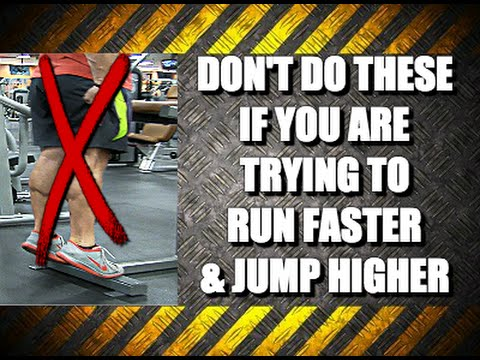 How To: Train For Jumping Higher & Running Faster