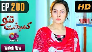 Kambakht Tanno - Episode 200 | A Plus ᴴᴰ Drama | Shabbir Jaan, Tanvir Jamal, Sadaf Ashaan