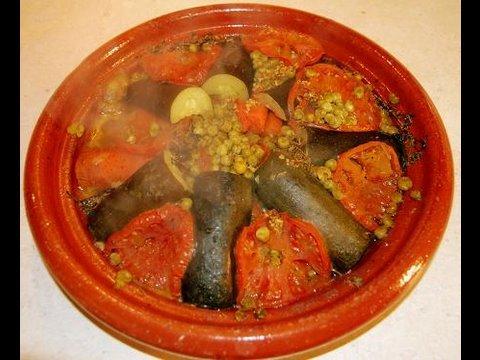 Vegetables Tajine Berber Style Recipe - CookingWithAlia - Episode 57