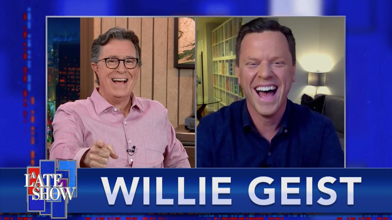 """Mika or Joe? Willie Geist Answers With Which """"Morning Joe"""" Co-Host He'd Rather Get High"""