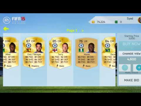 FIFA 15 - GET TOP PLAYERS FOR LOW PRICES AND UNLIMITED COINS HACK/GLITCH !! ANDROID/IOS 2016 !!