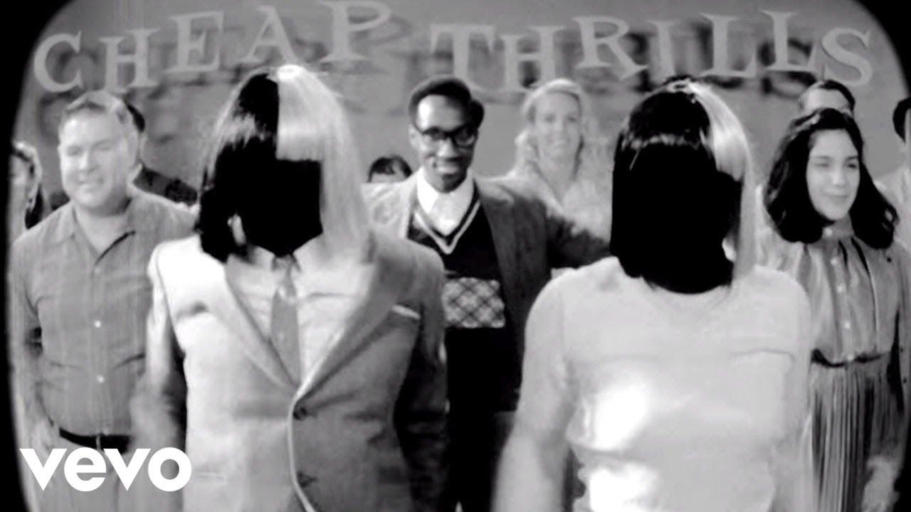 Sia - Cheap Thrills (Lyric Video) ft. Sean Paul