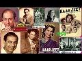 TALAT MEHMOOD Film HAAR JEET 1954 Khamosh Hain Sitare Aur Raat A Tribute To Great Legend mp3