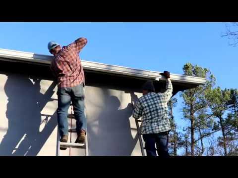 $12K CASH HOUSE - DIY Gutters #30