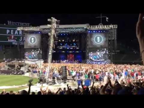 Pearl Jam- Baba Clip- Wrigley