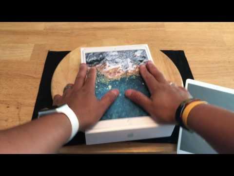 Unboxing Apple 10.5‑inch iPad Pro Wi‑Fi 64 GB Silver
