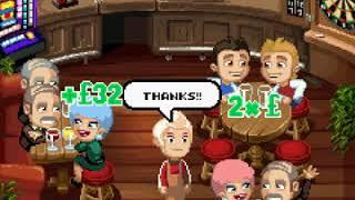 [Game Java] Chơi Pub Mania - Phục Vụ Nhà Hàng