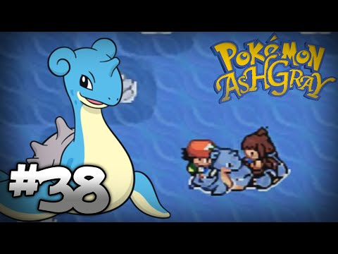 Let's Play Pokemon: Ash Gray - Part 38 - Mikan Island Gym Leader Cissy
