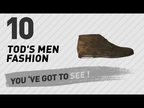 Tod'S Men Fashion Best Sellers // UK New & Popular 2017