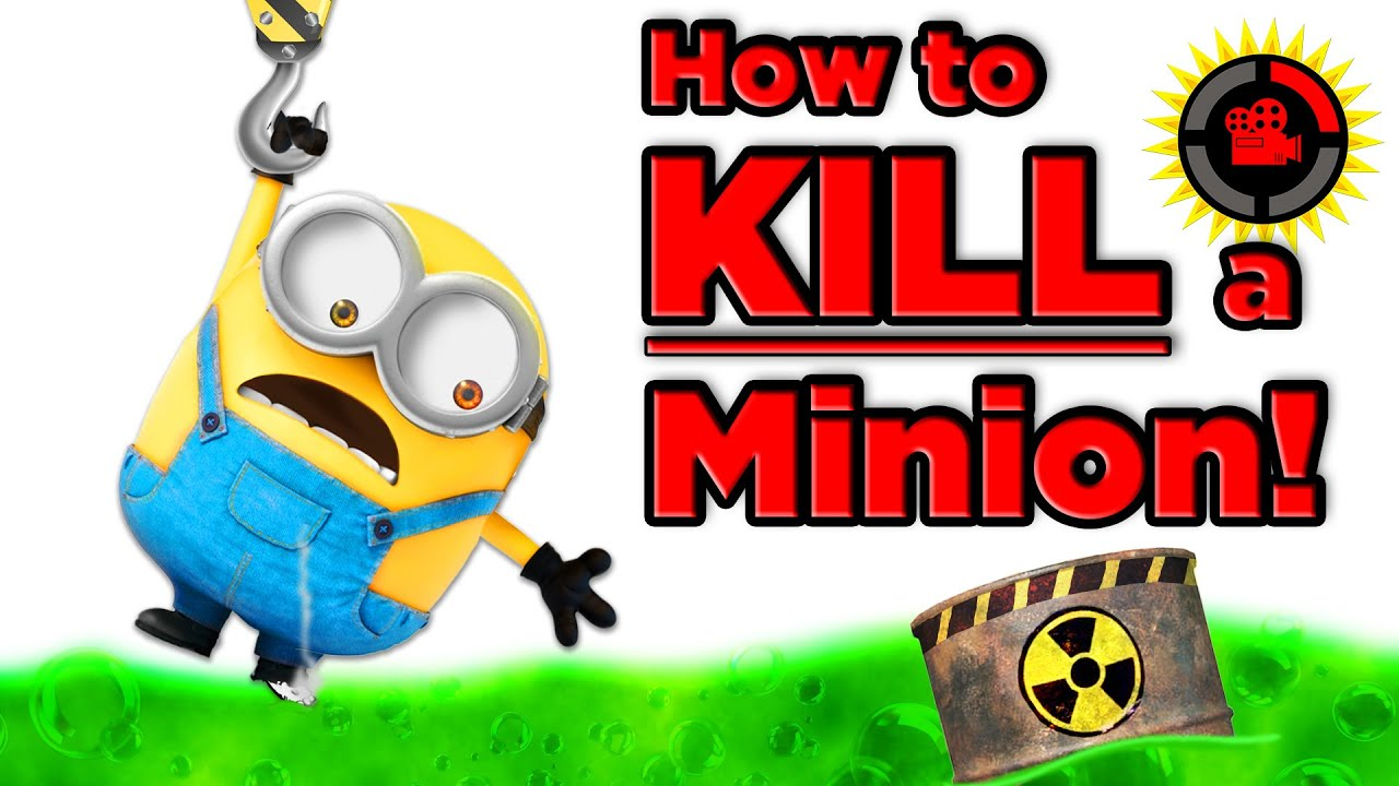 Film Theory: How To Kill A Minion! (Despicable Me)