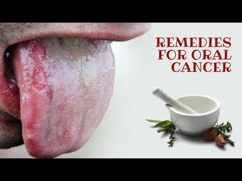 REMEDIES FOR ORAL CANCER
