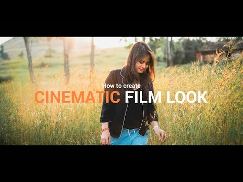 How to create cinematic film look | Adobe Premiere Pro