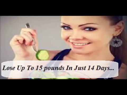 Cucumber Diet  The Best Diet to Lose up To 15 pounds in Just 14 Days