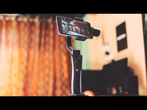 Unboxing : Zhiyun Smooth Q - 3 Axis Smartphone Stabilizer
