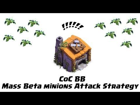 CoC BB - Mass Beta Minions